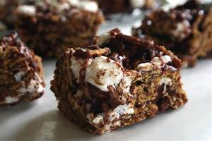 Golden Graham Cereal Smores Squares Recipe - Food.com