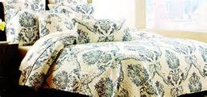 tahari home cotton 3 piece full queen quilt set reversible