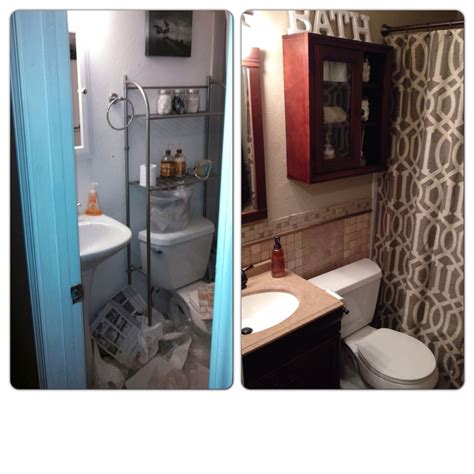 Small Bathroom Ideas Home Depot by Remodeled Small Bathroom All Purchases From Lowes And