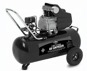 All Power 15 Gallon Air Compressor Product Manual  Apc4001