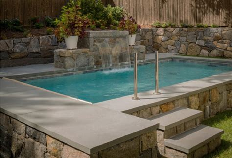 pool tile and coping ideas bluestone pavers pool coping tiles with a sawn or honed finish pool coping with a drop face
