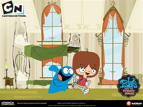 Fosters Home For Imaginary Friends Madman Entertainment