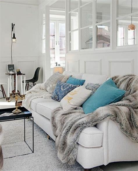 jetée de canapé jetée de canapé ikea canapé idées de décoration de