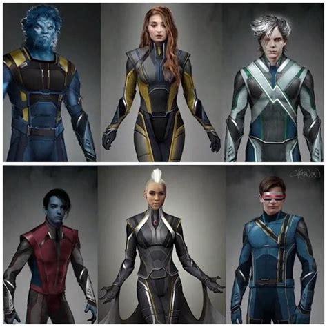 apocalypse costume suit designs xmen beast marvel heroes costumes comics super superhero superheroes wolverine suits concept movies hero comic deadpool