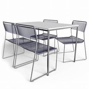 free mella table et chaises d view with table et chaises ikea With idee deco cuisine avec chaise plastique transparent conforama