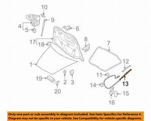 2002 Honda Civic Hood Latch Diagram