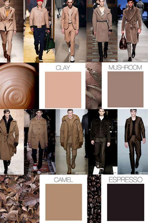 fashion colors for 2015 fall winter 2015 2016 fashion trends menswear colors
