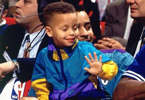 nba superstar baby  childhood