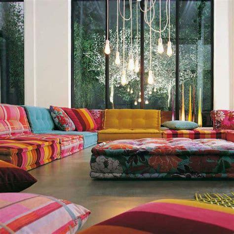inspiring ideas colorful living room decoration