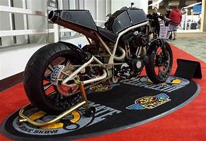 Custom Sportster Cafe Racer Street Fighter Harley Davidson ...