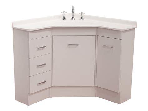 45 Corner Bathroom Sink Vanity Units, Oak Corner Bathroom