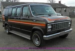 1982 Ford Econoline E150 Playtime Van In Wakeeney  Ks
