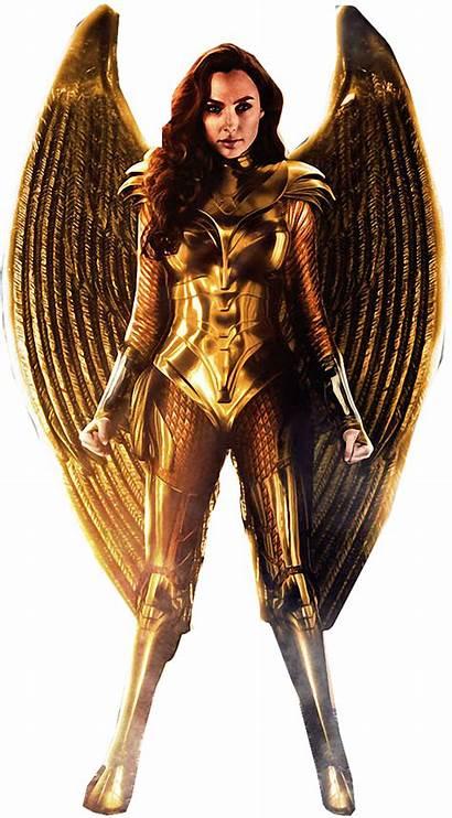Wonder Woman 84 Golden Eagle Deviantart Armot