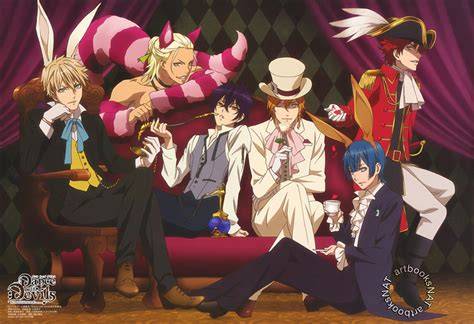 Harem Anime Wallpaper - with devils review