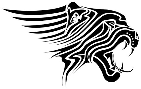 tribal tiger tattoos designs  pictures