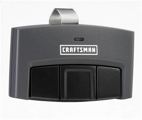program craftsman garage remote sears craftsman 139 30498 assurelink compatible garage door opener remote