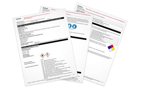 Msds Author Resume by Awesome Material Data Sheet Template Ideas Resume Templates Ideas Feritiko