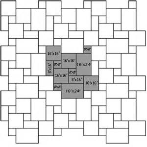 pattern ashlar pattern set sizes 8x8 8x16 16x16 16x24 mosaic tile patterns