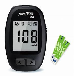 Vivachek Blood Glucose Meter Kit