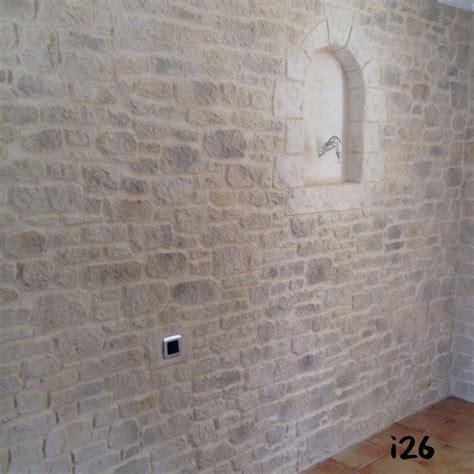 fausse niche en pierres de taille en d 233 co int 233 rieure mur en moellons imitation my sweet