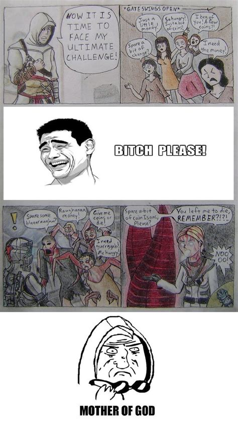 Funny Assassins Creed Memes - assassin s creed memes bing images