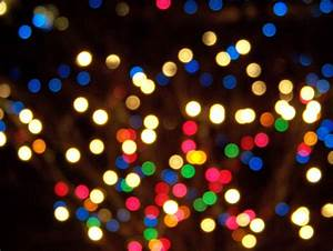 Christmas, Lights, Switch, On