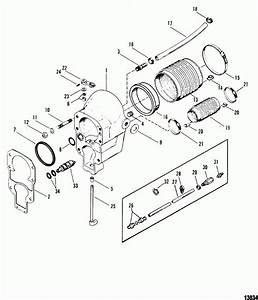 Mercruiser Alpha One Outdrive Parts Diagram