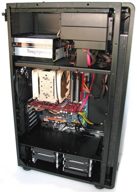 lian li tyr pc  case review installation techspot