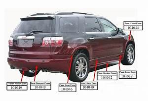 How To Install Replace Front Struts Acadia Enclave
