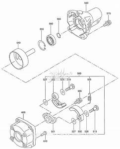 Robin  Subaru Ec025gr6012 Parts Diagram For Clutch
