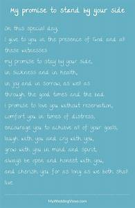 43 best images about wedding vows on pinterest With non traditional wedding vows