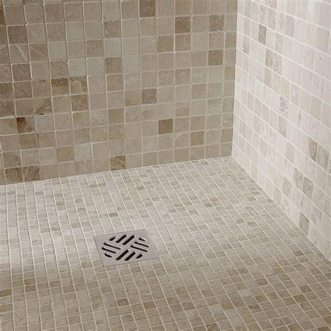pose carrelage mosaique salle de bain evtod