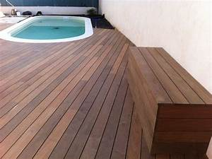 Tour De Piscine Bois : ipe parquet et terrasse en bois aix en provence les ~ Premium-room.com Idées de Décoration