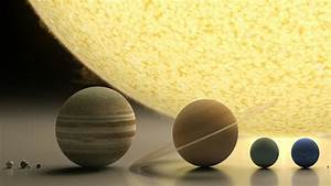 Size Comparison of all Bodies in Solar System (Asteroids ...