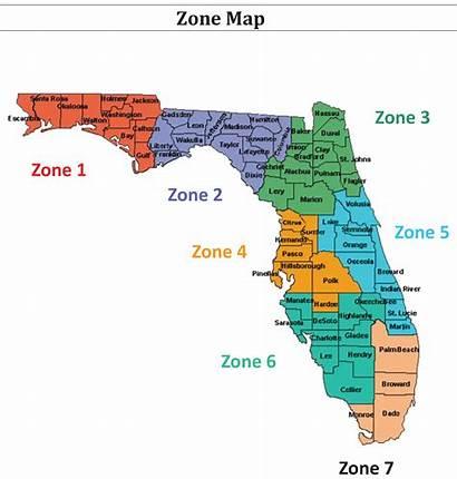 Map Florida Zone Flood County Brevard Maps