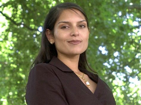 Priti Patel MP: Who is the new Treasury minister who ...