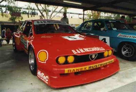 gtv race car alfa romeo pinterest