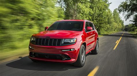 jeep grand cherokee expected   monstrous supercharged