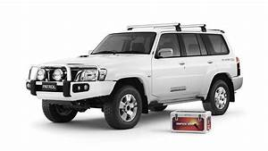 Nissan Patrol Simpson 50th Anniversary Edition Released In