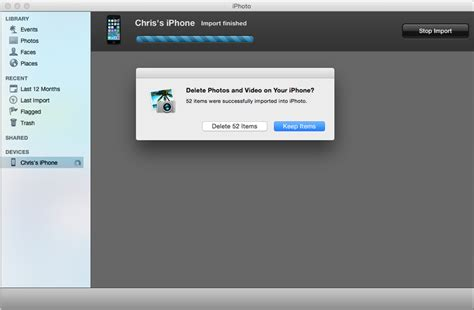 how to delete photos from iphone on mac how to delete all photos from iphone how to macworld uk