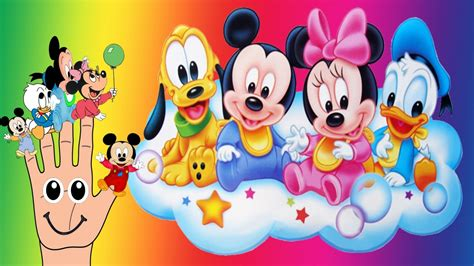 adorable baby mickey mouse pluto minnie donald duck