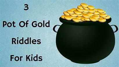 Riddles Gold Pot Money