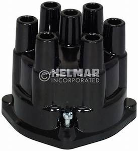 891769 Clark Distributor Cap For Continental F227 Engines