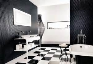 monochrome bathroom ideas baños en color blanco y negro