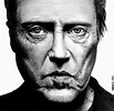 Christopher Walken Drawing by Rick Fortson