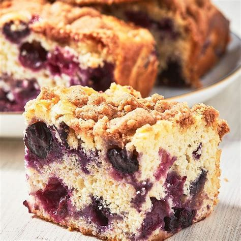 Best-Ever Blueberry Buckle - 5* trending recipes with videos