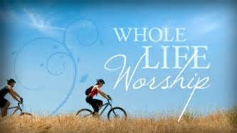 Whole Life Worship - Beltway Messages