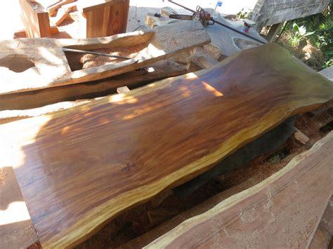 warehouse bali wood slab