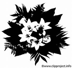 Badematte Schwarz Weiß : blumenstrau clipart schwarz weiss ~ Markanthonyermac.com Haus und Dekorationen