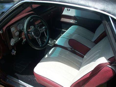 find   elcamino custom paint interiorwheels